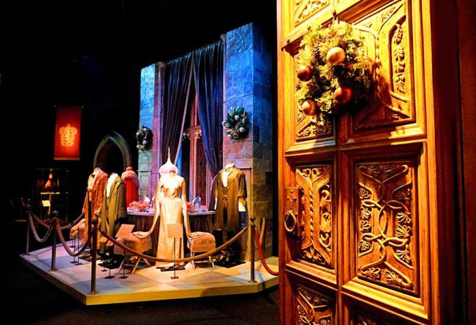 Harry Potter Ausstellung Köln Shop